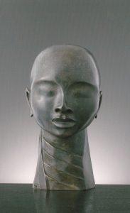 Ethiopienne H:26cm