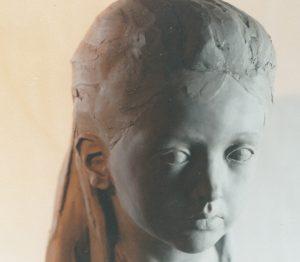 Portrait d'enfant Anne