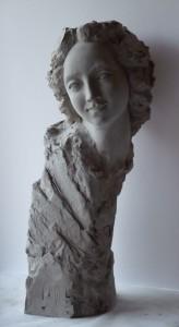 Ange de Montbron H: 57cmcm