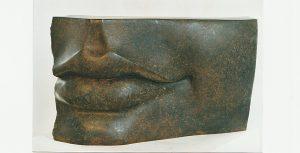Sourire d'Ezéchiel H:27cm