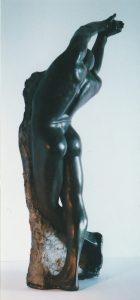 Désir (profil) H:72cm